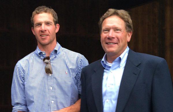 John and Scott Wilcox, Custom Home Builders in Bend Oregon